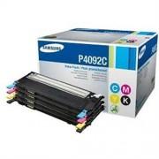Toner SAMSUNG CLT-P4092C CLP 310/315, CLX 3170/3175 kit K/C/M/Y