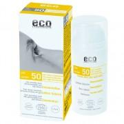 Eco Cosmetics Loción solar con Granada y bayas de Goji FPS 50