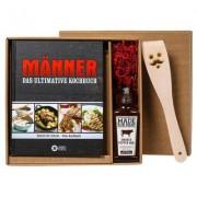 geschenkidee.ch Geschenkbox das ultimative Männer Kochbuch