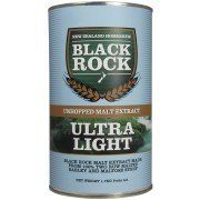 Black Rock extract de malt Ultra Light