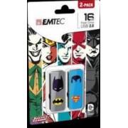 USB Flash Drive Emtec Super Heroes P2 16GB USB 2.0