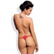 Női erotikus tanga Luiza thong red