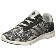 Adidas Men's Adi Pacer Elite 2. 0 M Cblack/Silvmt Running Shoes - 10 UK/India (44 1/2 EU) (CI1758)