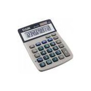 Calculadora De Mesa 12 Digitos Mv 4122 Branca Elgin