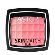 Astor SkinMatch Trio Blush - 002 Peachy Coral - Fard de obraz