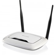 TP-Link TL-WR841ND Wireless 300Mbps Router, Atheros, 2X2 MIMO, 2,4GHz, 802.11n, 802.11g/b, Built-in 4-port Switch