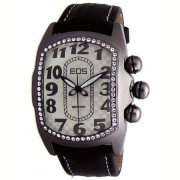 EOS New York VANGUARD Watch Black/Silver 81L