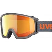 UVEX Athletic FM Anthracite Mat/Mirror Orange 20/21