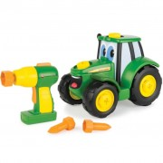 TOMY Build-A-Johnny Tractor John Deere