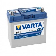 Varta Blue Dinamic 12V 45Ah 330A Asia 545155 autó akkumulátor jobb+ (+AJÁNDÉK!)
