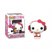 Hello Kitty gamer funko pop exclusiva Game stop