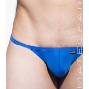 Mategear Nam Woo Ultra Thin Nylon Signature Series II Sexy Mini Bikini Underwear Blue 2061205
