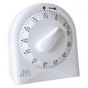 Bílá bateriová minutka JVD basic SR82.1
