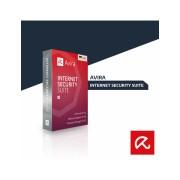 Avira Internet Security Suite 3 PC's   1 Ano