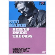 Hotlicks Videos - Stu Hamm - Deeper Inside Bass Hot Licks, DVD
