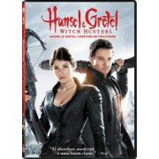 Hansel and Gretel Whitch hunters DVD 2013