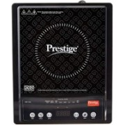 Prestige PIC 12.0 Induction Cooktop(Black, Push Button)