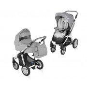 Baby Design Dotty 07 grey 2015 - Carucior 2 in 1