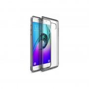 Husa Protectie Spate Ringke FUSION SMOKE BLACK pentru Samsung Galaxy A7 2016 cu folie protectie display bonus