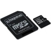 Kingston 16 GB MicroSDHC Class 10 80 MB/s Memory Card