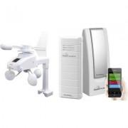 Vezeték nélküli internetes időjárásjelző állomás Techno Line Mobile Alerts MA 10045 (1410350)