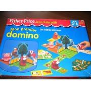 Mon Premier Domino - Les Bébés Animaux