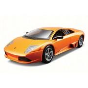 Maisto Lamborghini Murcielago LP640, Orange - 31292 1/24 Scale Diecast Model Toy Car
