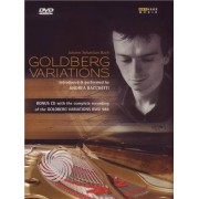 Video Delta Johann Sebastian Bach - Goldberg Variations - DVD