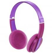 Thomson WHP-6017B - On-ear koptelefoon - Geschikt voor kinderen - Roze