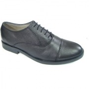 ASM 100 % Genuine NDM Leather (Guarantee) Black Brogue Shoes with Leather Upper Leather Insole Fully Leather Lining TPR Sole and Memory Foam Cushioning for Mens. Sizes Avaible 5 to 15 UK