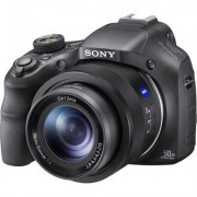 "Sony DSC-HX400V Digital Camera- 20.4MP, 50X, 10fps, 3"""", HD, Wi-Fi, NFC"