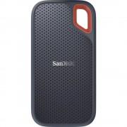 SanDisk SDSSDE60-250G-G25 Extreme® Portable vanjski ssd tvrdi disk 250 GB crna USB-C™ USB 3.1