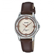 Casio Enticer Analog Brown Dial Womens Watch-LTP-1391L-5AVDF (A1306)