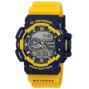 G-Shock Analog-Digital Blue Dial Mens Watch - Ga-400-9Bdr (G568)