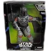 Star wars Electronic Talking BOBA FETT 12 Action Figure (1998 Kenner)