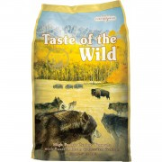 Hrana uscata pentru caini Taste of the Wild High Prairie 13 kg