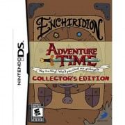 Adventure Time: Hey Ice King! Why'd you steal our garbage Collector's Edition NDS