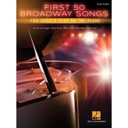 First 50 Broadway Songs You Should Play on the Piano, Paperback/Hal Leonard Corp