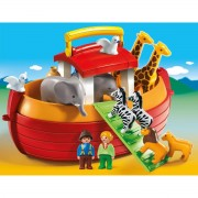 Playmobil Arca de Noé transportável, 6765Multicolor- TAMANHO ÚNICO