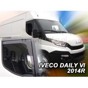 Deflektory predné pre Iveco Turbo Daily VI. Gen., -dver., 2014-
