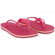 HavaianasPink Branded Flip Flops37/38 (UK 3/4)
