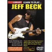 Roadrock International Lick Library: Learn to Play Jeff Beck DVD