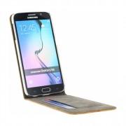 Mobilize Flipcase Wallet Leder Samsung S6