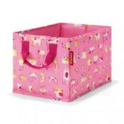 reisenthel kids Aufbewahrung storagebox ABC friends pink