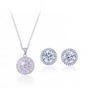 Set Colier si Cercei Solaire Diamonds