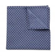 pentru bărbați batistă pentru a clape Willsoor (model 85) 5798 în albastru culoare