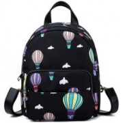 MOCA Womens Girls Trendy Stylish Mini Backpack back bag bagpack for Travelling Picnic Outdoor Casual Day Office Womens Girls Backpack for any Age 20 L Backpack(Black)