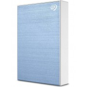 Жесткий диск Seagate Backup Plus Portable 5Tb Light-Blue STHP5000402