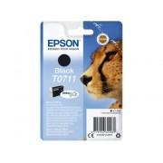 Epson Cartucho de tinta original EPSON T0711, Guepardo 7,4 ml , Negro, C13T07114012