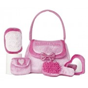 Aurora World Baby Talk My First 7.5 Plush Purse Carrier